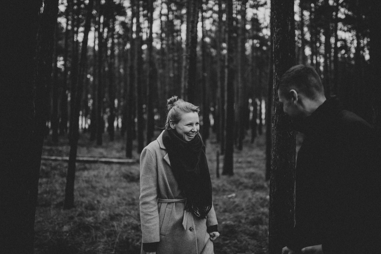 Paarshooting im Brandenburger Wald